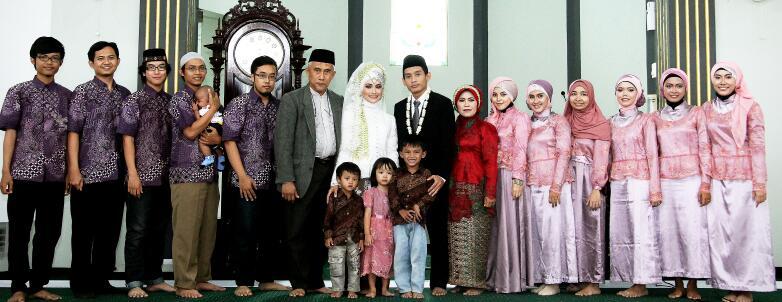 keluarga daniel rosyid